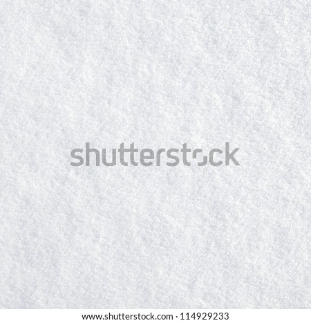 background  of fresh  snow