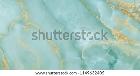 Natural Blue Onyx Marble, high resolution onyx marble, marble for interior exterior decoration design business and industrial construction concept design. #1149632405