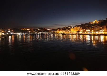 Porto by night #1151243309