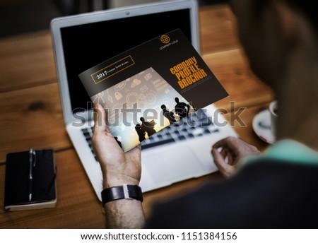 company brochure for any company #1151384156