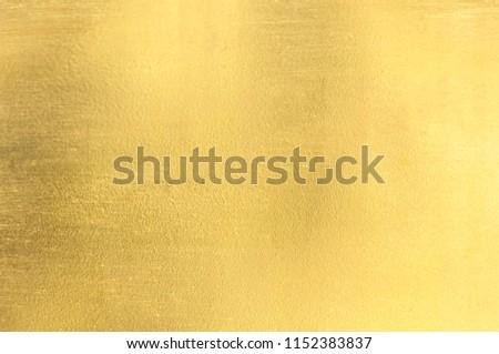 Gold foil texture background #1152383837
