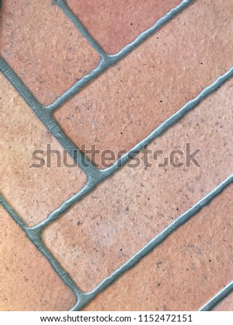 Wall tile, floor tile, ceramic granite tile, brick wall with stone pattern design #1152472151
