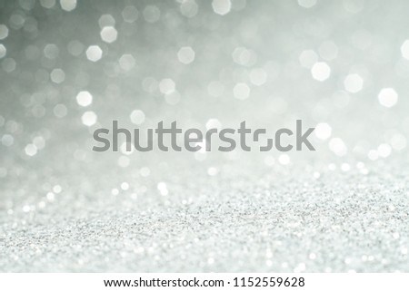Silver texture christmas abstract background #1152559628