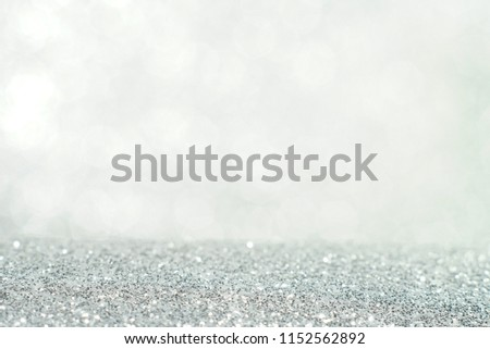 Silver texture christmas abstract background #1152562892