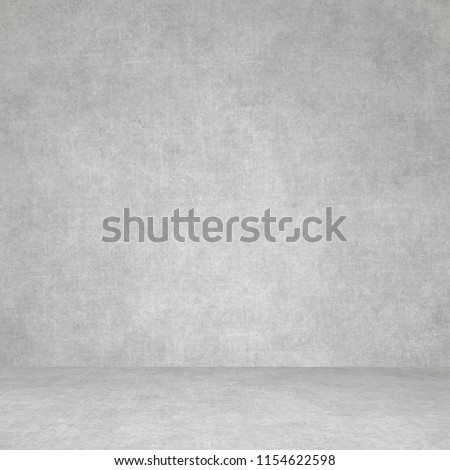 Designed grunge texture. Wall and floor interior background #1154622598