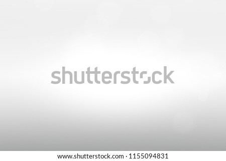 Abstract white and gray  gradients background. Abstract gray gradients