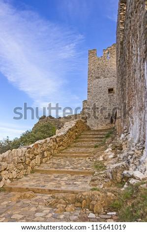 Cornatel Castle,Spain