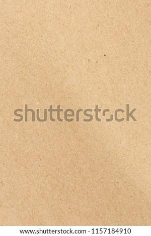 Brown cardboard sheet of paper background #1157184910