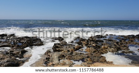 Rocks by the Sea ! #1157786488