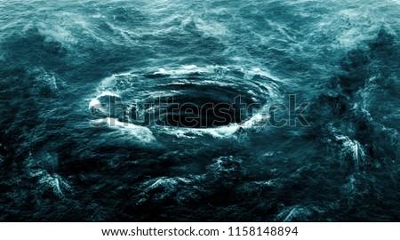 BERMUDA TRIANGLE WAVES #1158148894