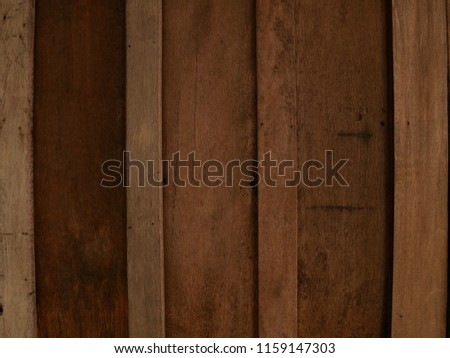 Old wooden wall background #1159147303
