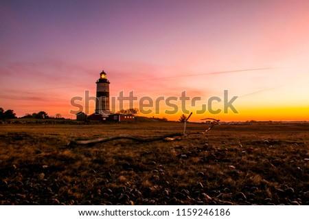 sea landscape of falkenberg #1159246186