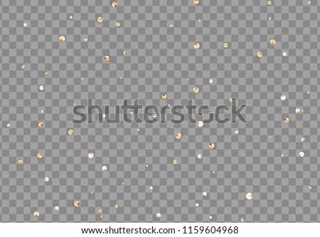 Texture iridescent precious diamonds. Rhinestone gems on transparent background.