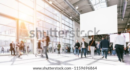 crowd of blurred people. copyspace for your individual text. Royalty-Free Stock Photo #1159696864