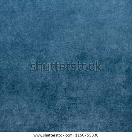 Vintage paper texture. Blue grunge abstract background #1160755330