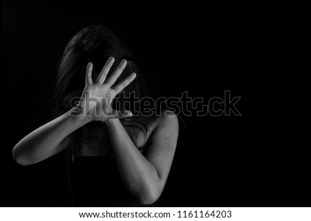 Young woman raped in the home, Woman sexual abuse, Women domestic violence and abuse #1161164203