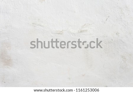 Art concrete or stone texture for background in black, grey and white colors. Cement and sand wall of tone vintage. #1161253006