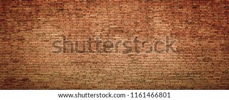 brick wall texture grunge background #1161466801