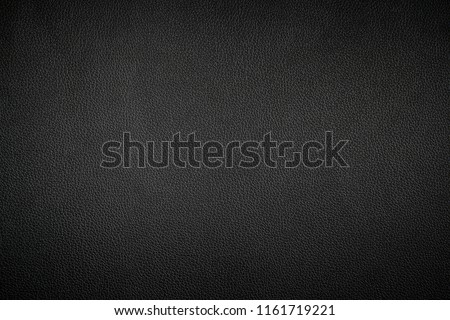 Black leather texture background #1161719221