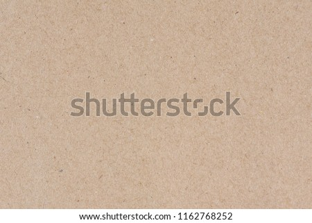 Sheet of brown paper useful as a background #1162768252