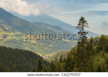 Maramures region, northern Romania #1162792927