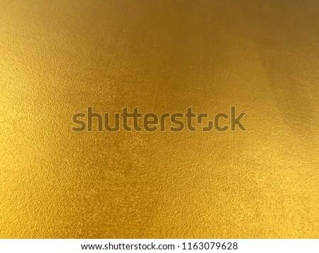 Golden surface texture backdrop #1163079628
