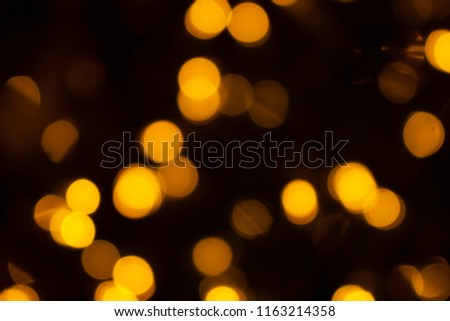 abstract background image of night light bokeh #1163214358