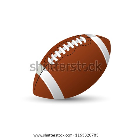 football is a ball inflated with air that is used to play one of the various sports known as football. In these games, with some exceptions, goals or points are scored only when the ball enters one o