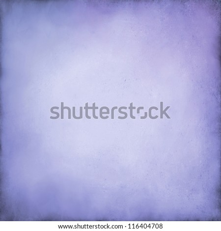 abstract blue background purple tone, elegant cool background of vintage grunge background texture with light white center, pastel sky blue paper old parchment layout design with dark border, brochure