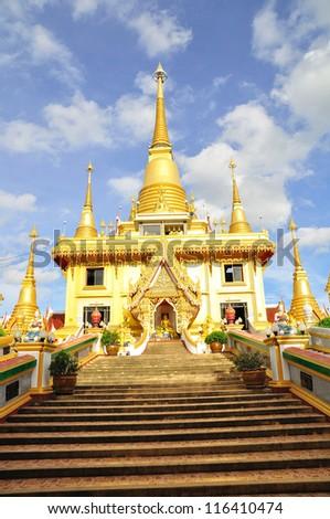 Ancient Thai temple #116410474