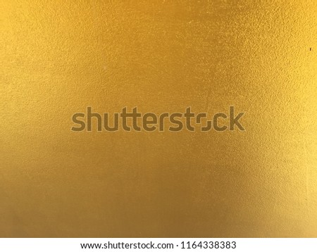 Golden surface texture backdrop #1164338383