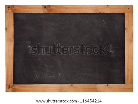 School blackboard Royalty-Free Stock Photo #116454214