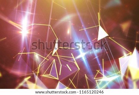 abstract multicolored background. explosion star. #1165120246