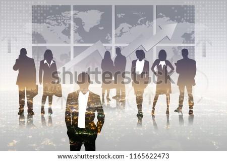 Global Team concept #1165622473