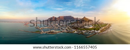 Iconic Cape Town Royalty-Free Stock Photo #1166557405