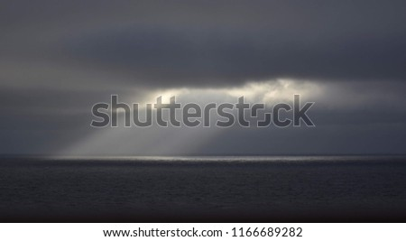 Cloud Sun Break #1166689282