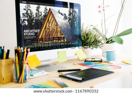 architecture website studio
