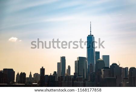 New York Skyling #1168177858