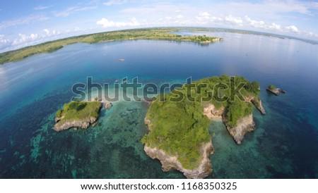 Gili Patelu (Three Island), East Lombok, West Nusa Tenggara, Indonesia #1168350325