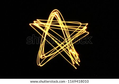 star of light, star neon, star  #1169418010