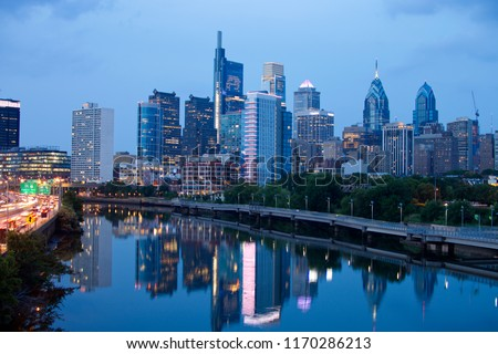 South street shots of Philadelphia