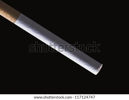 Close-up of a cigarette #117124747