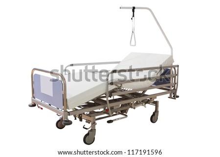 medical bed #117191596