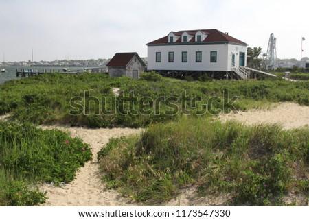 House on Nantucket Island. #1173547330
