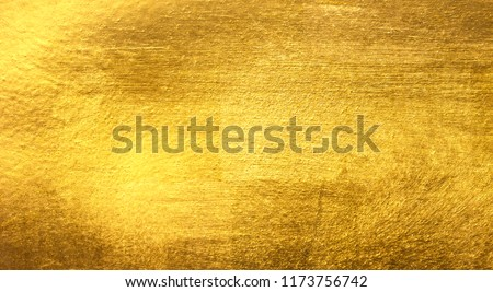 Gold background or texture and gradients shadow. #1173756742
