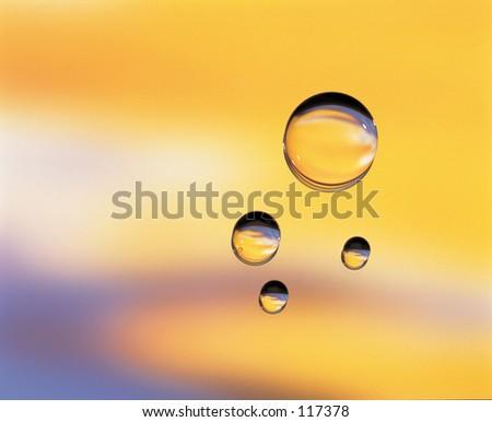 Water Drops  #117378