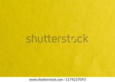 Yellow paper texture #1174237093
