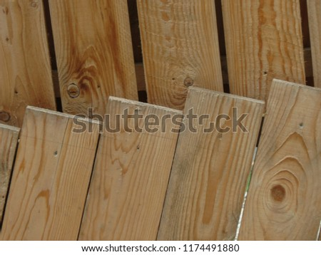 beige wood texture useful as a background #1174491880