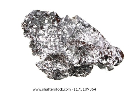 foil isolated on white background #1175109364