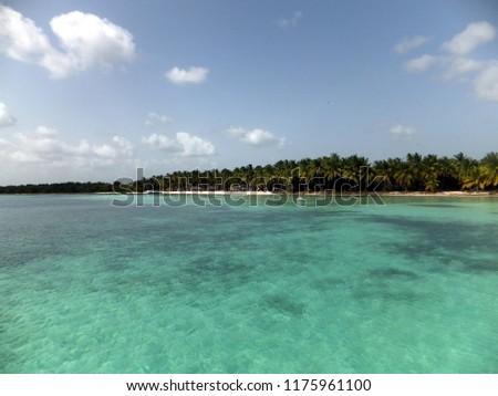 Palmilla, Virgin coast at Dominican Republic #1175961100